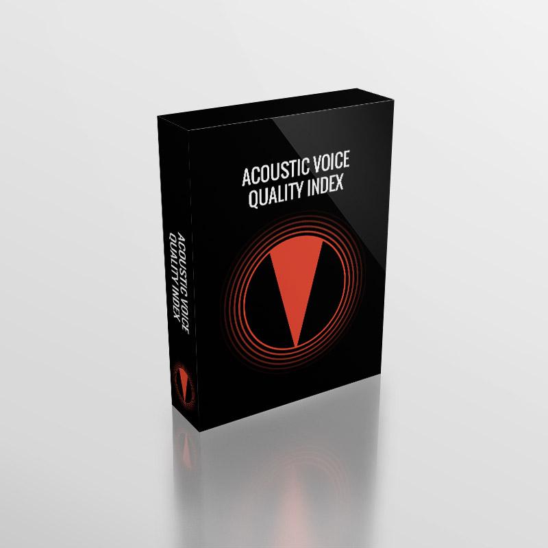 Phonanium Accoustic Voice Quality Index