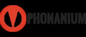 Phonanium Logo Dark