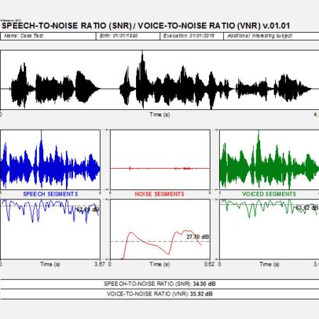 Phonanium Recording Quality Ratio