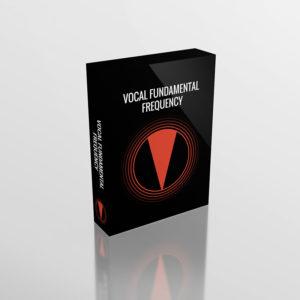 Phonanium Vocal Fundamental Frequency