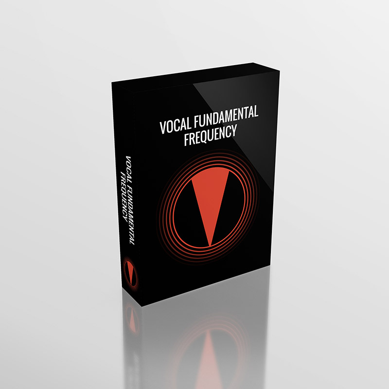 Phonanium Vocal Fundamental Frequency