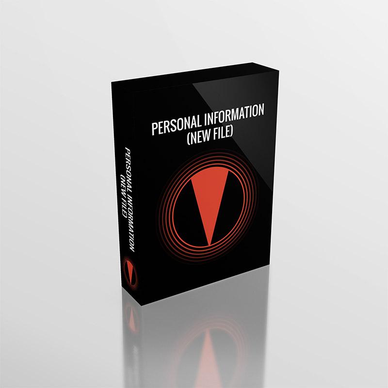 Phonanium Personal Information